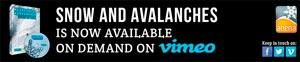 DVD neige et avalanche