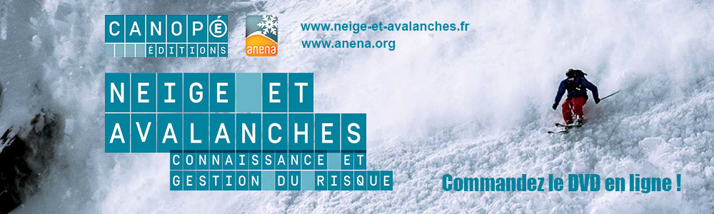DVD neige et avalanches