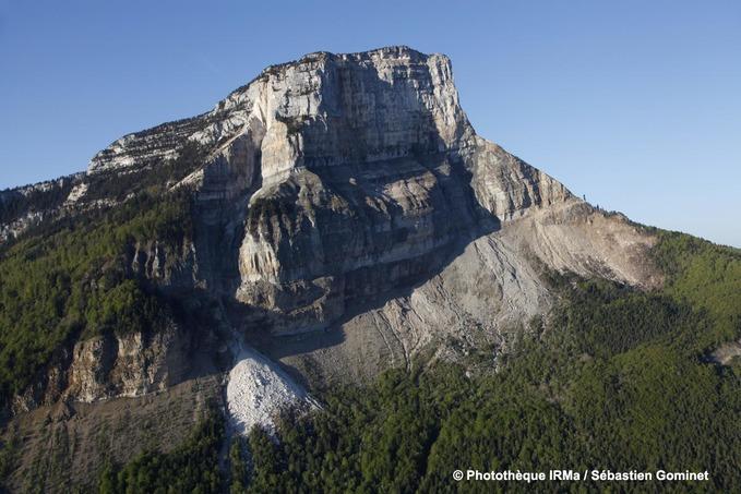 glissement de terrain Samoëns