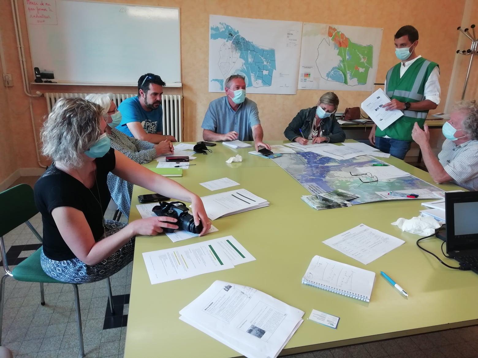 Les communes de l'Agglomération de Riom, Limagne & Volcans se préparent à l'inondation !