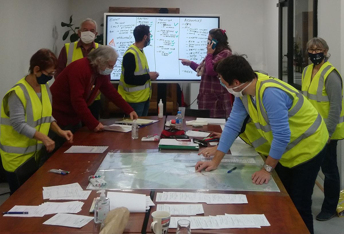 Formation des élus en Ardèche en partenariat avec l'IEPP