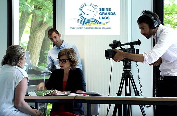 Les élus de l'EPTB Seine Grands Lacs participent à une formation médiatrainings de l'IRMa