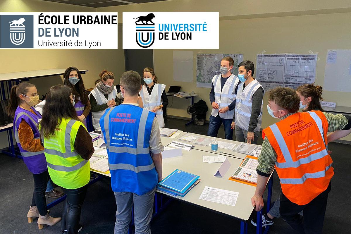 Formation théorique et pratique des étudiants en Master 2 de l'université de Lyon