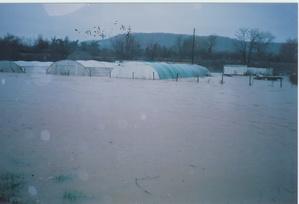 Crue du Garon des 2 et 3 décembre 2003 à Grigny