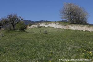 Glissement de terrain de Reyvroz (74)